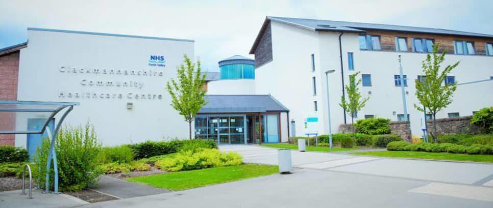 Clackmannanshire Community Healthcare Centre